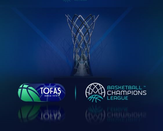 TOFAŞ, FIBA BASKETBALL CHAMPIONS LEAGUE'DE
